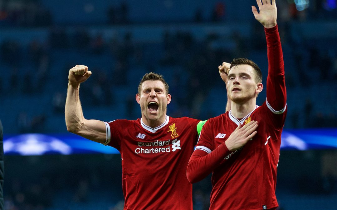 Why Milner, Robertson And Co Are Making All The Right Noises