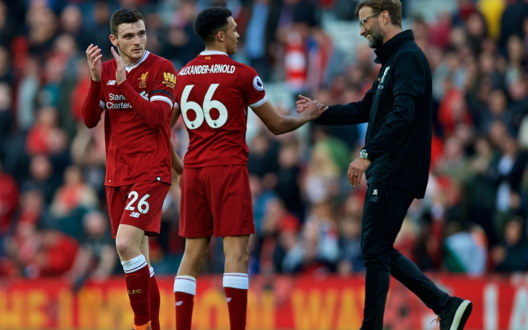 Liverpool v Bournemouth: The Big Match Preview