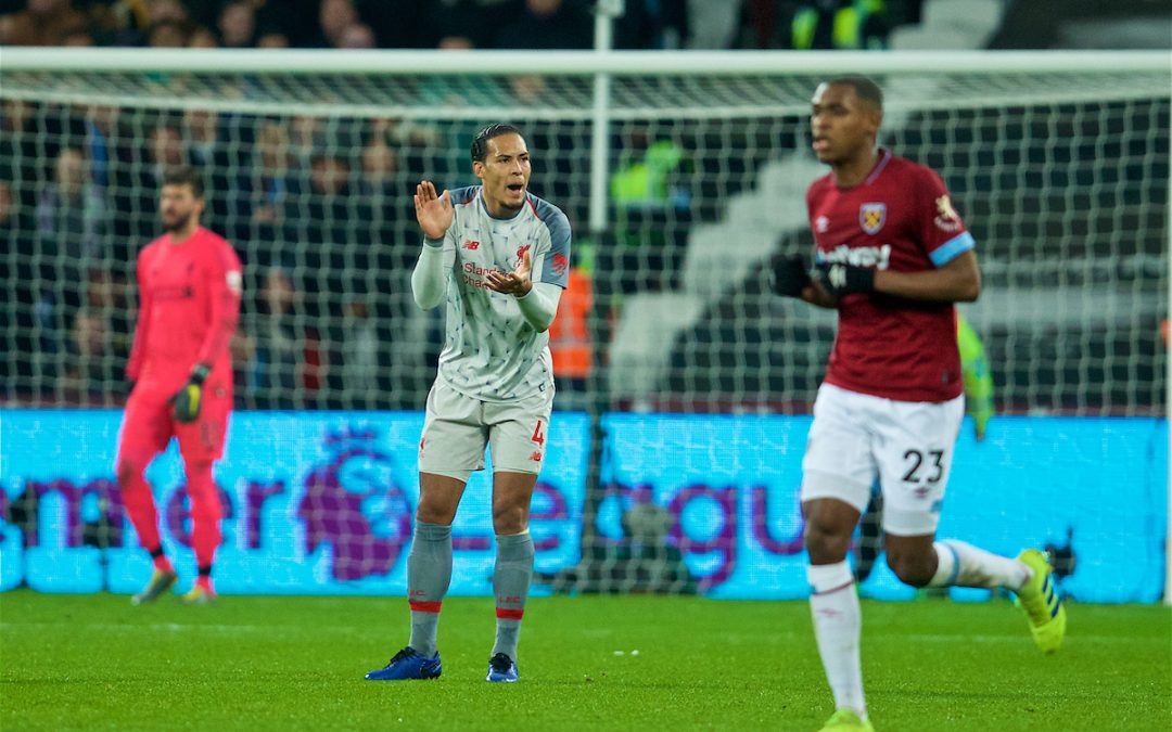 Liverpool Remain On Course For A Record-Breaking Season – So Why The Doom Mongering?