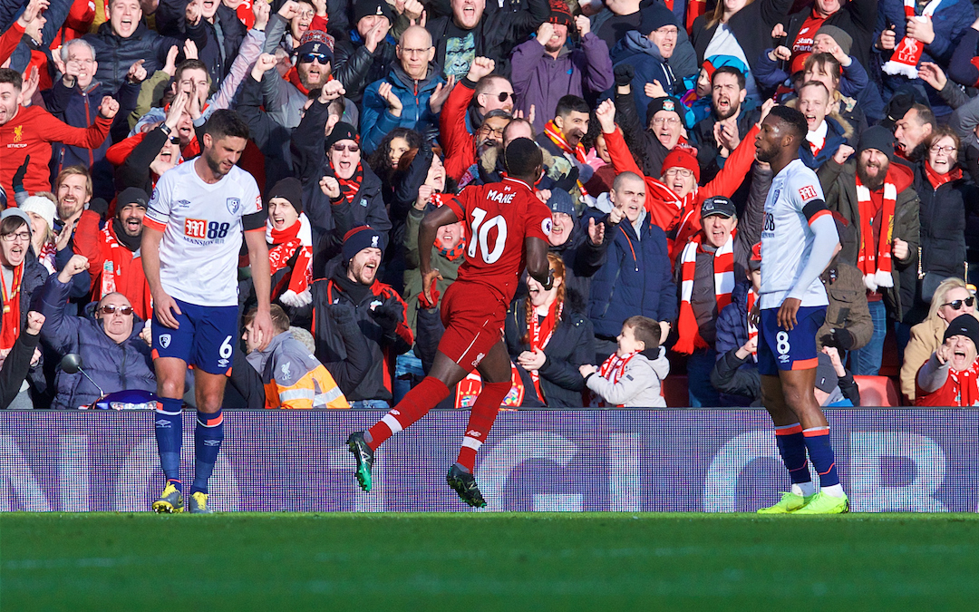 Liverpool 3 Bournemouth 0: The Match Ratings