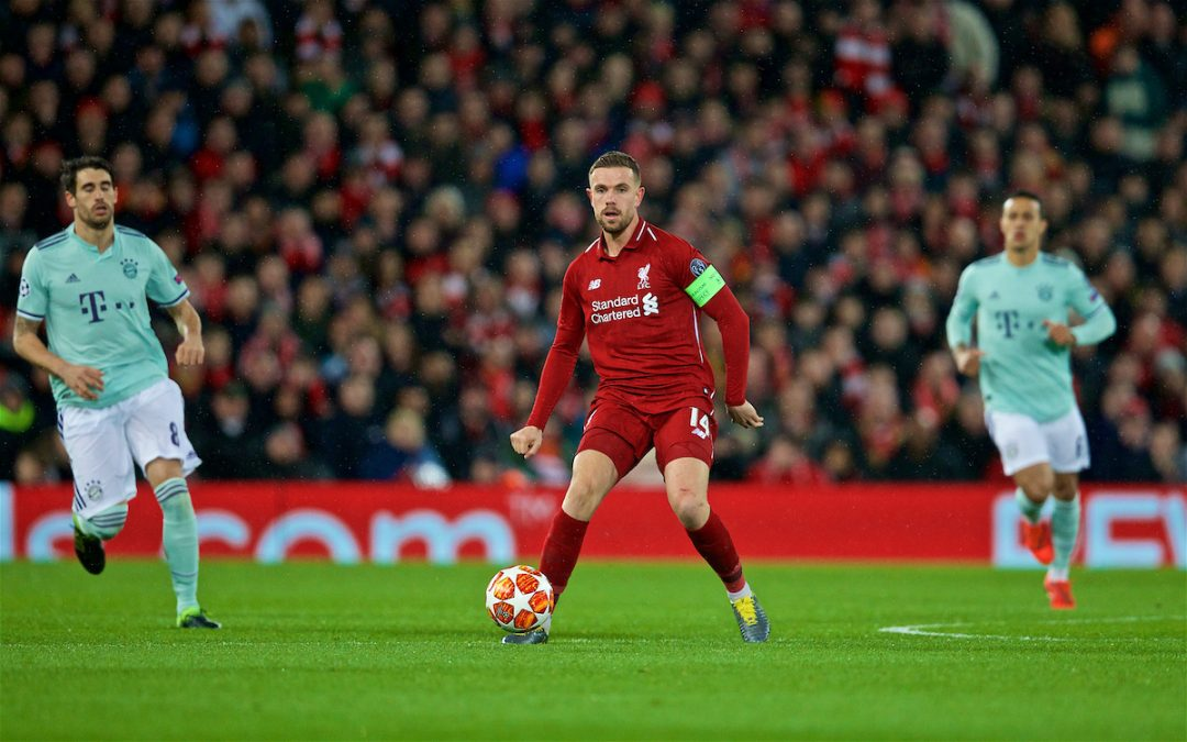 Jordan Henderson: Not Liverpool's Luxury Man, But No Less Influential