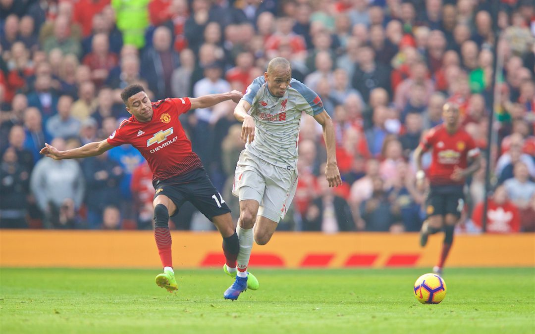 Manchester United 0 Liverpool 0: The Match Ratings