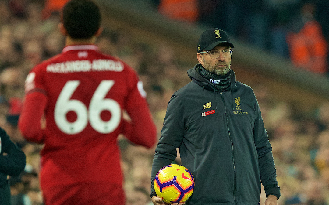 Liverpool Have Set High Standards – They Must Strive To Maintain Them
