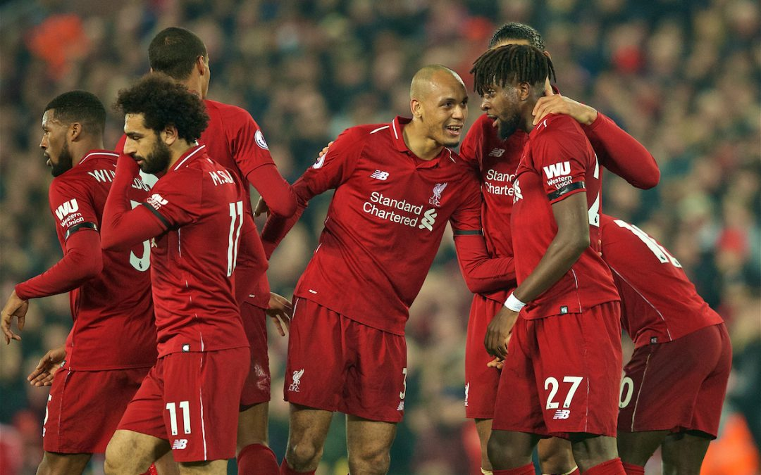 Liverpool  The Match Review