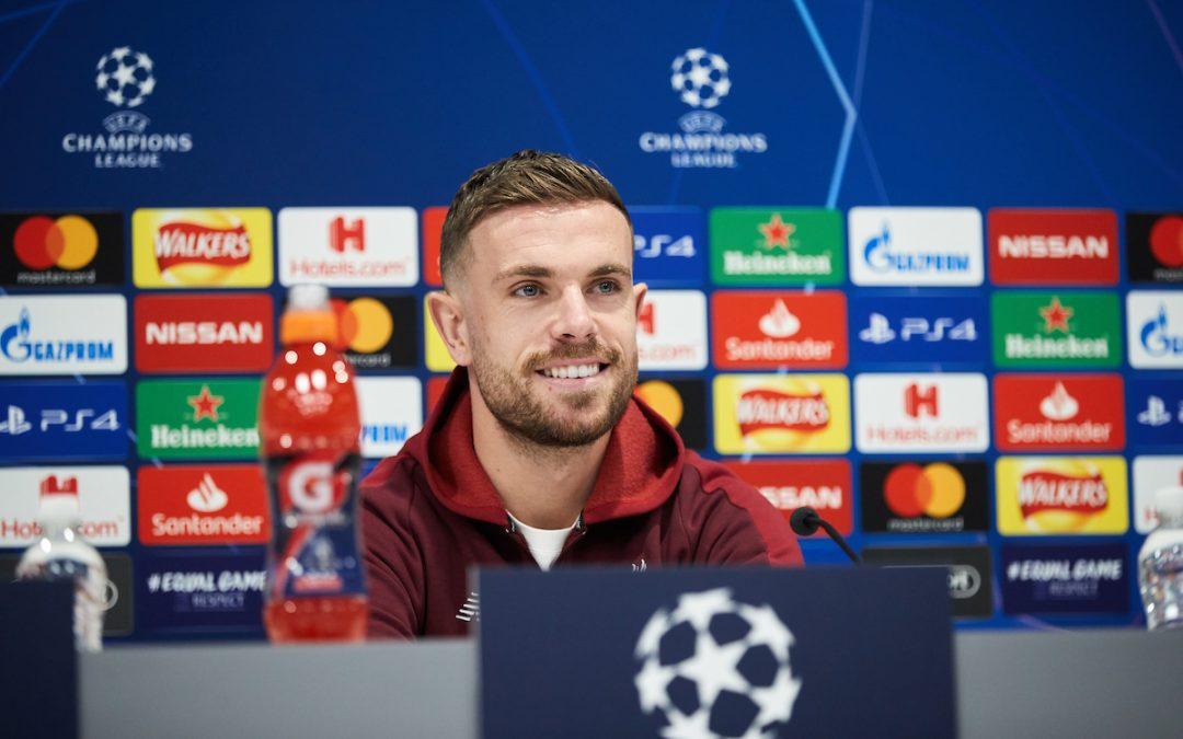 Liverpool v Bayern Munich: Under The Lights