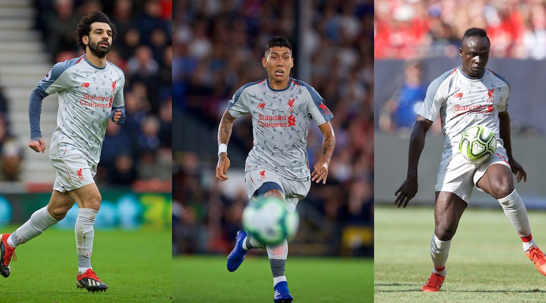 Why Liverpool Need To Lighten The Load On The Front Three