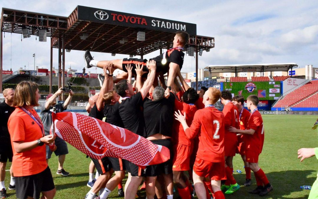 Free Special: Liverpool Football College & The Dallas Cup