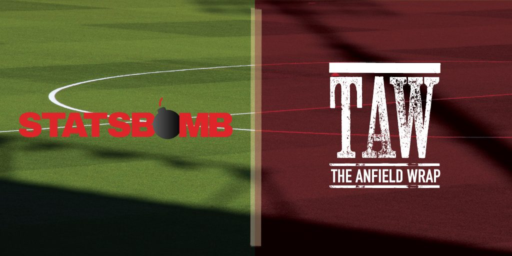 The Anfield Wrap Are Partnering With Statsbomb