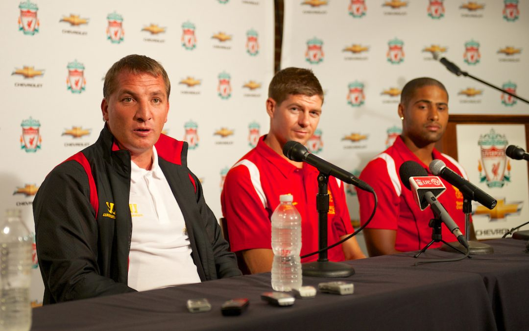 What Glen Johnson's Comments Reveal About Rodgers' Reds Reign