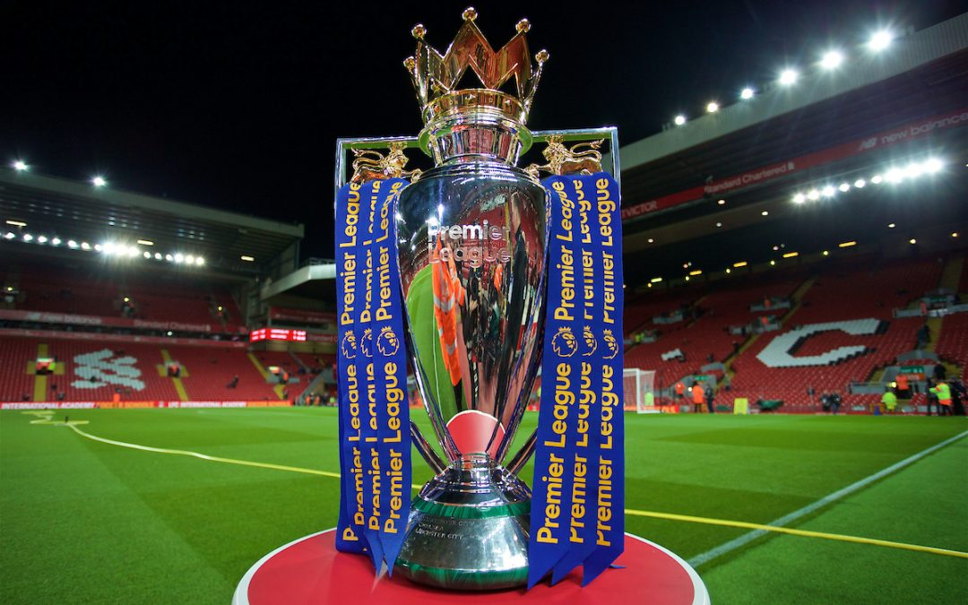 Liverpool And The League Title: What Is It We Want Most?