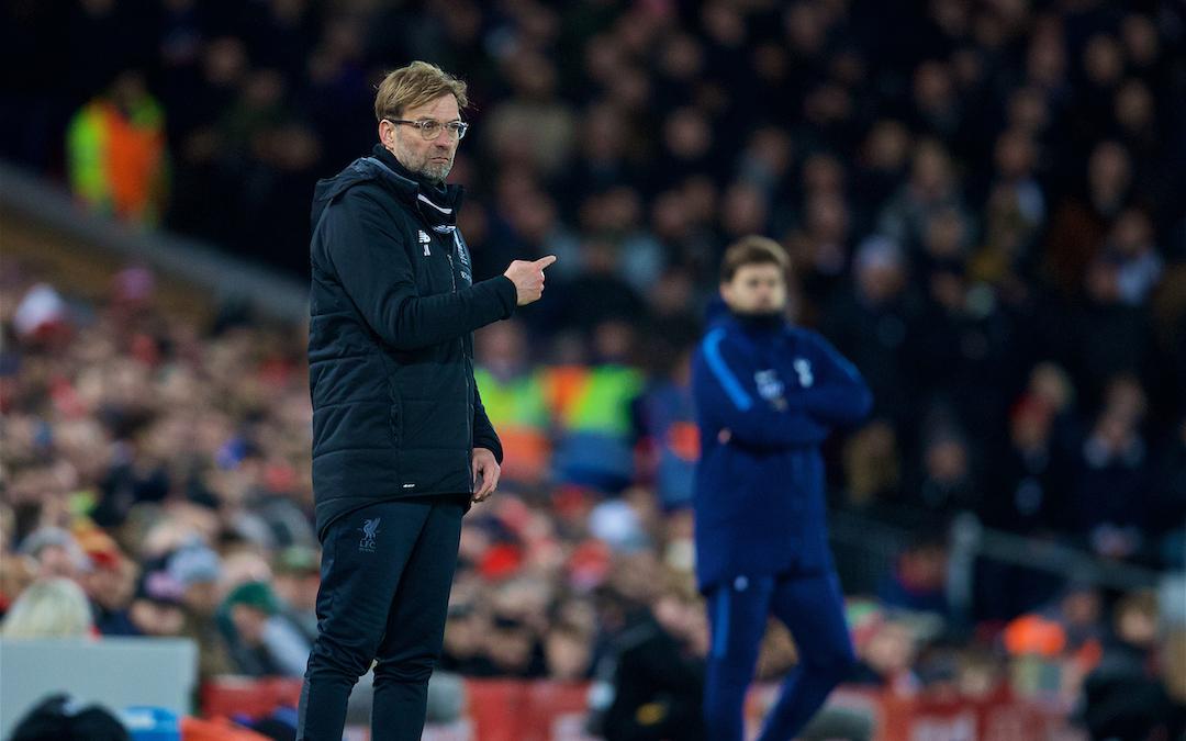 Liverpool v Tottenham Hotspur: The Big Match Preview