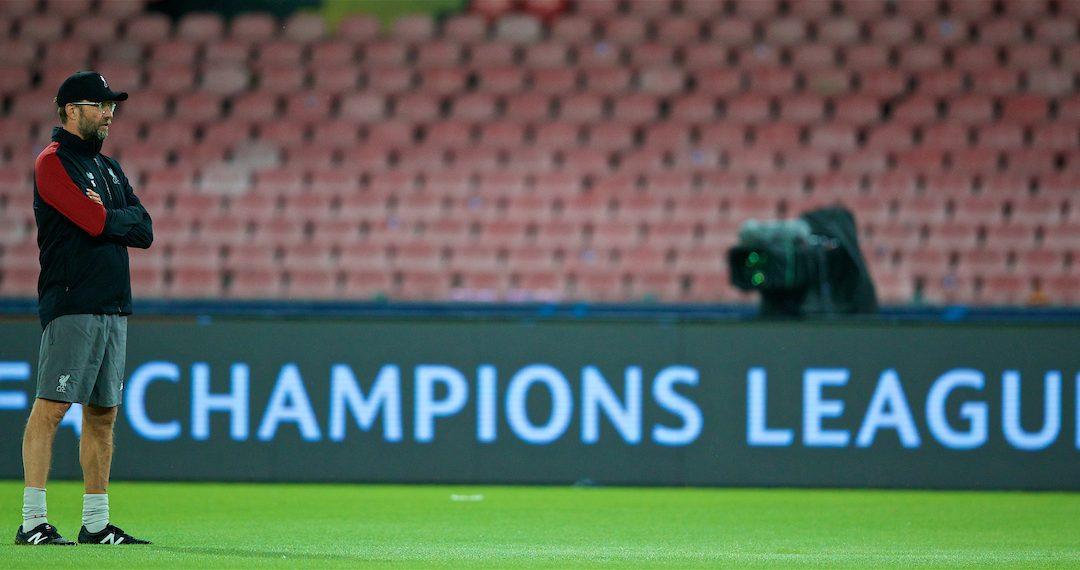 Why Liverpool Couldn't Afford To Cast Aside The Champions League