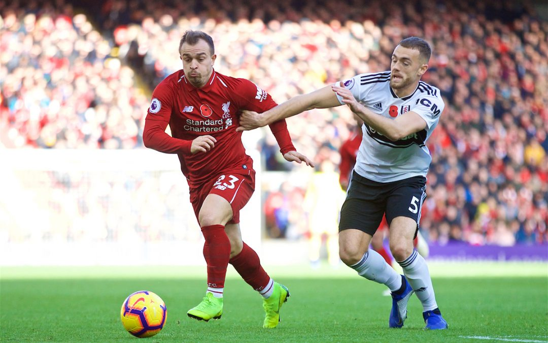 Fulham v Liverpool: The Big Match Preview