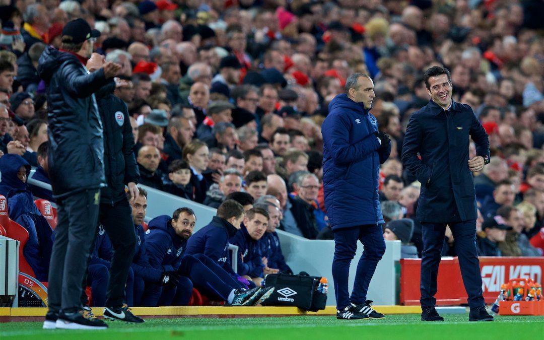 Everton v Liverpool: The Team Talk