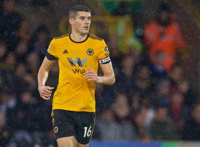 Conor Coady Captain for Wolves