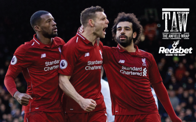 The Anfield Wrap: Reds Return To League Summit