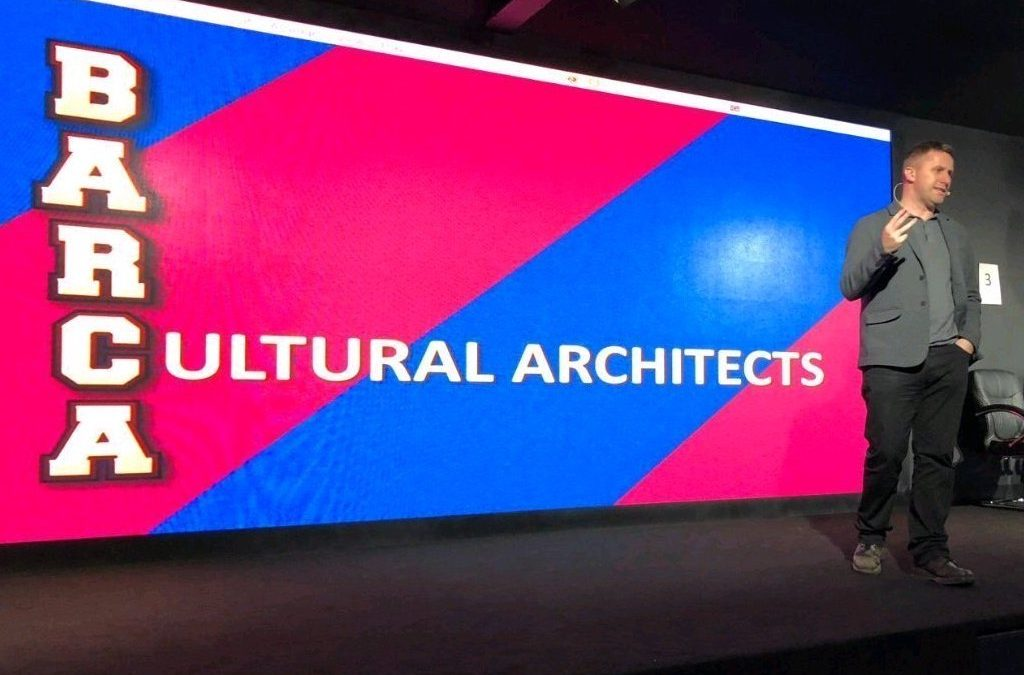 TAW Special: Damian Hughes Talks 'The Barcelona Way'