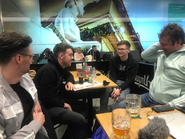 The Anfield Wrap In Munich: The Morning After