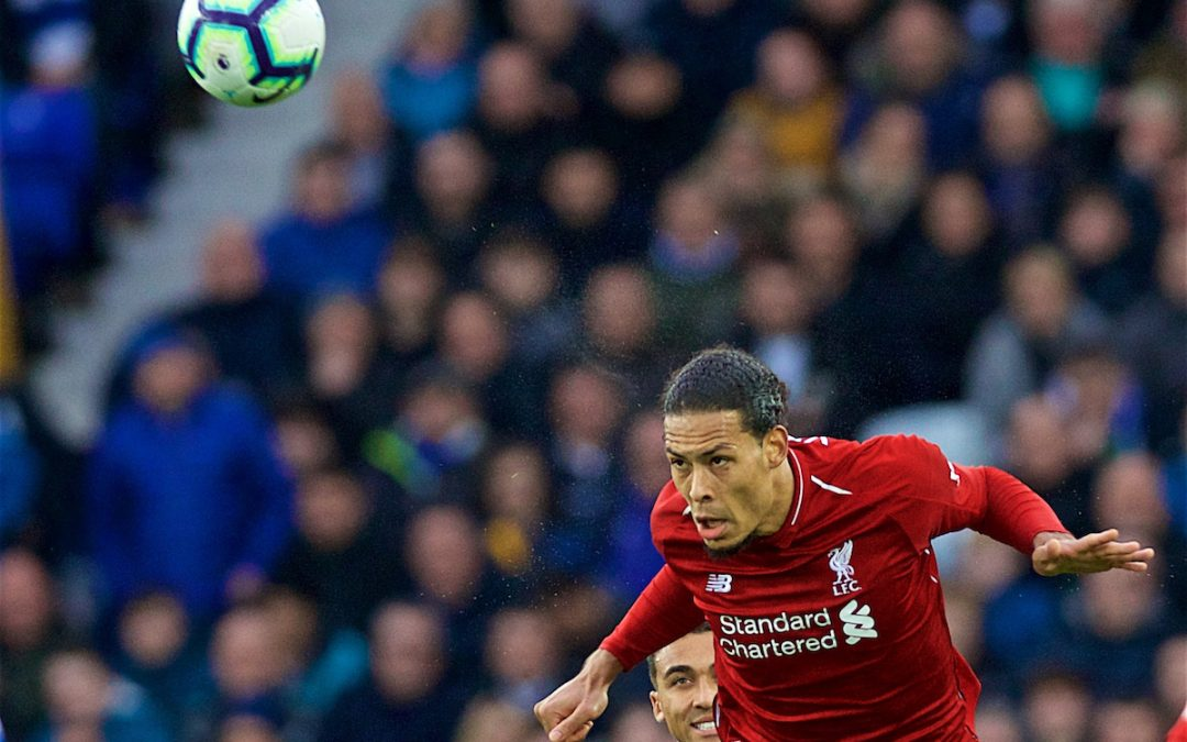 Everton 0 Liverpool 0: The Match Ratings