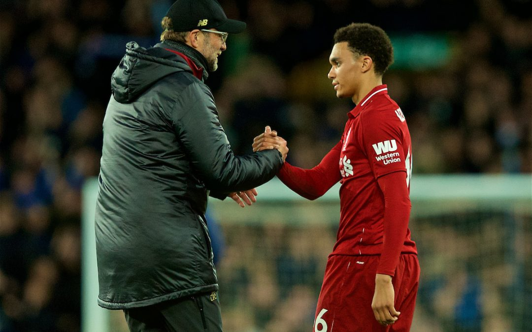 Trent Alexander-Arnold: The Scouser In Our Team