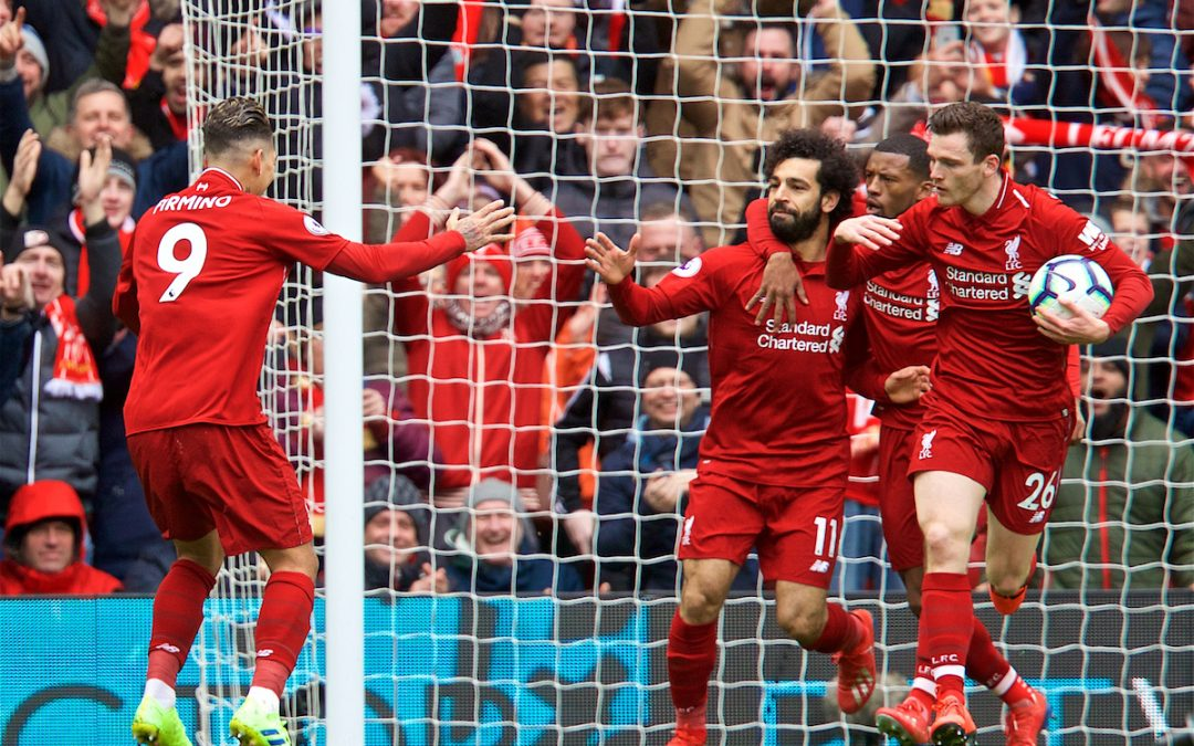 Liverpool 4 Burnley 2: The Match Review
