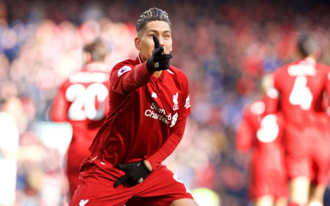 Liverpool 4 Burnley 2: The Post-Match Show