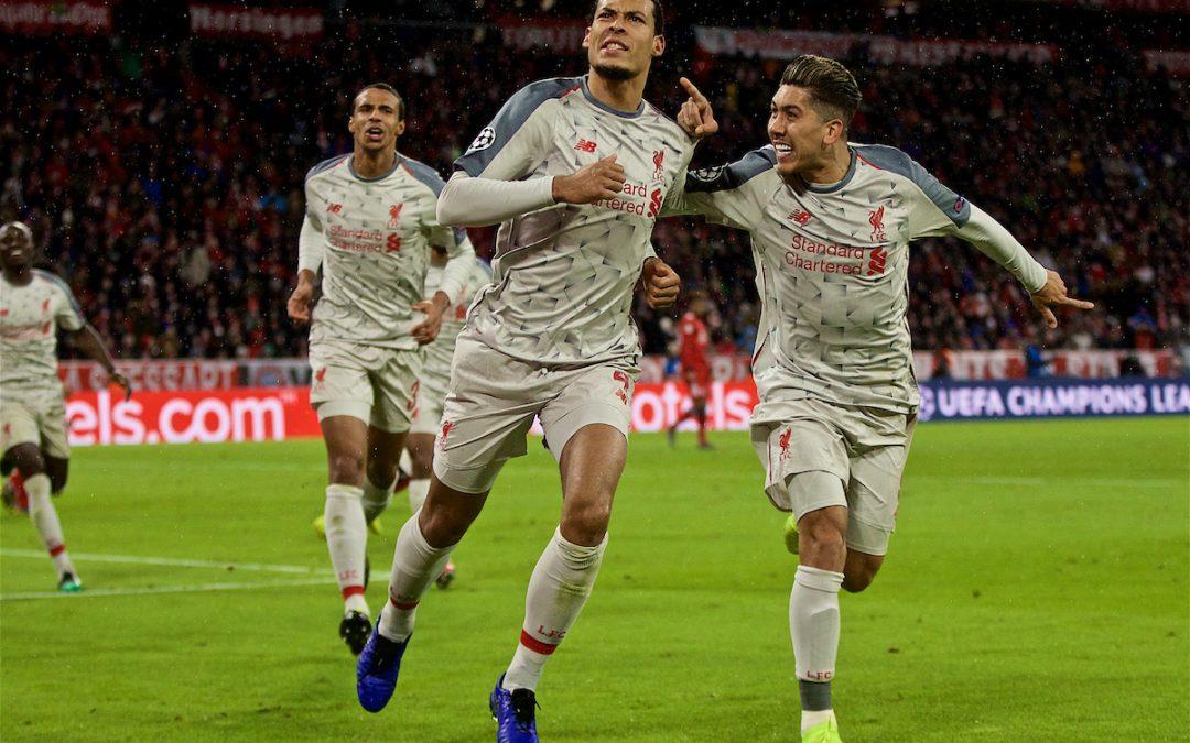 Bayern Munich 1 Liverpool 3: The Post Match-Show