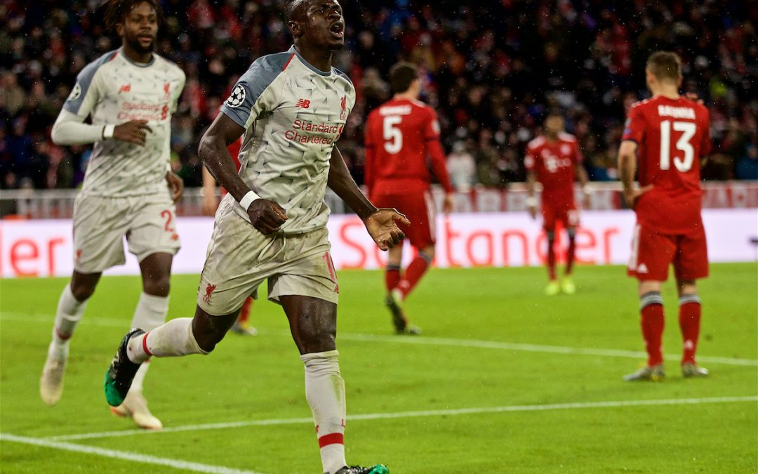 Bayern Munich 1 Liverpool 3: The Match Review