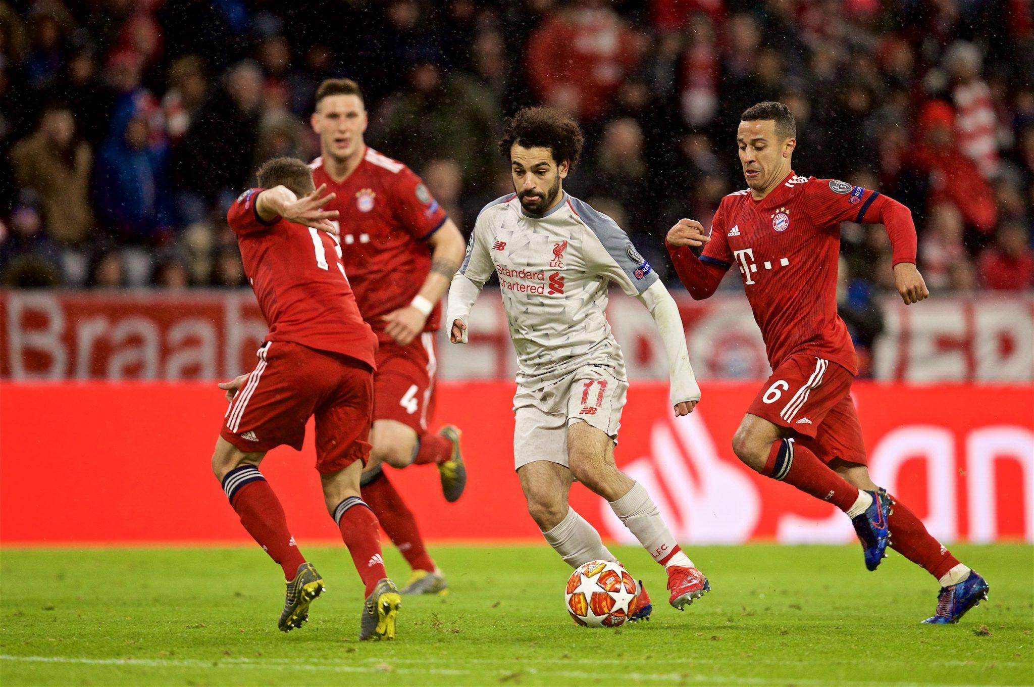 Bayern Liverpool Tore