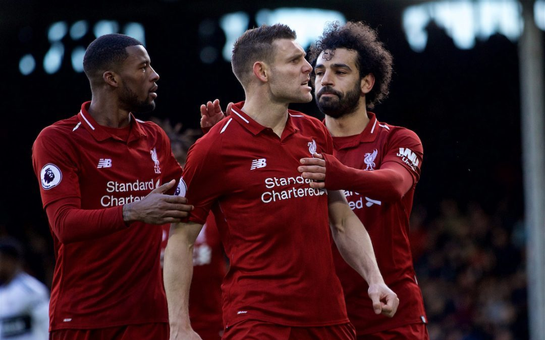 Fulham 1 Liverpool 2: The Match Ratings