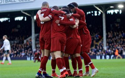 Fulham 1 Liverpool 2: The Match Review