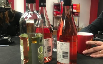 AFQ: Wine Tour