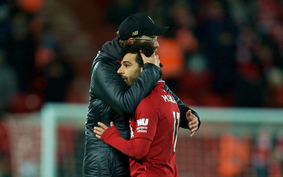 Is Jürgen Klopp Right Not To Worry About Mo Salah's Dry Spell?