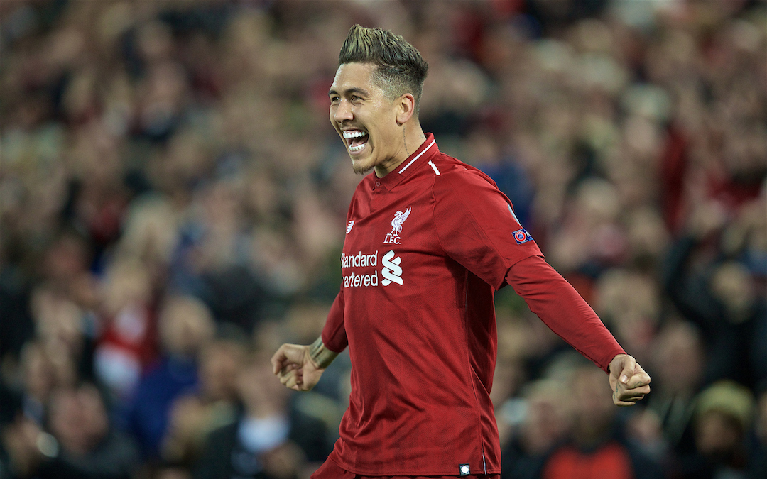 Roberto Firmino: The Forgotten Man Of Liverpool's Front Three?