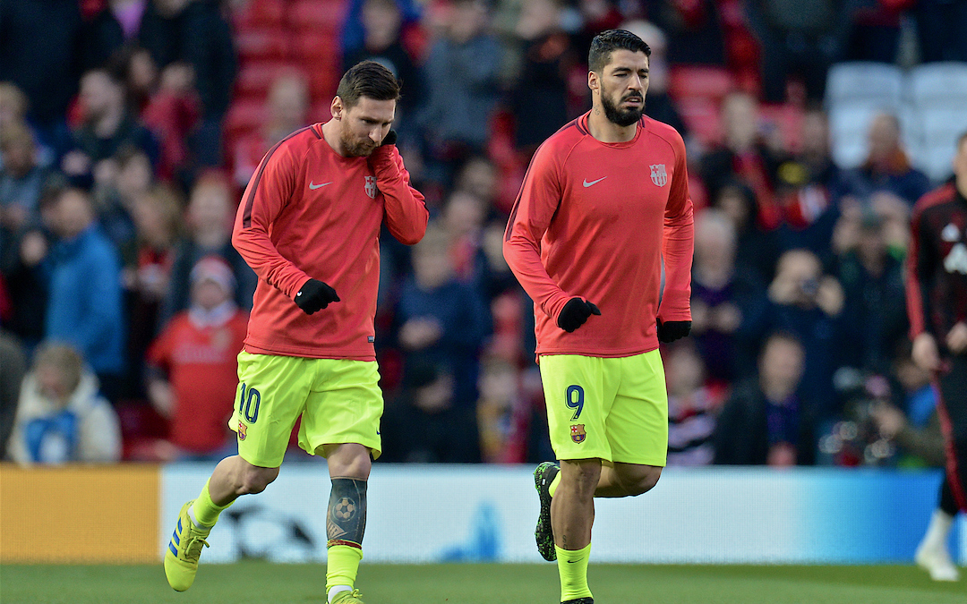 Why Liverpool Must Plan For More Than Just Messi And Suarez