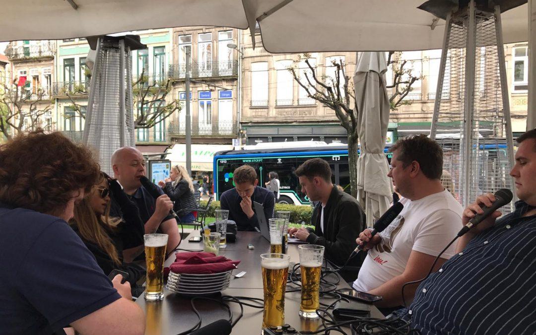 FC Porto v Liverpool – Tour Diary One