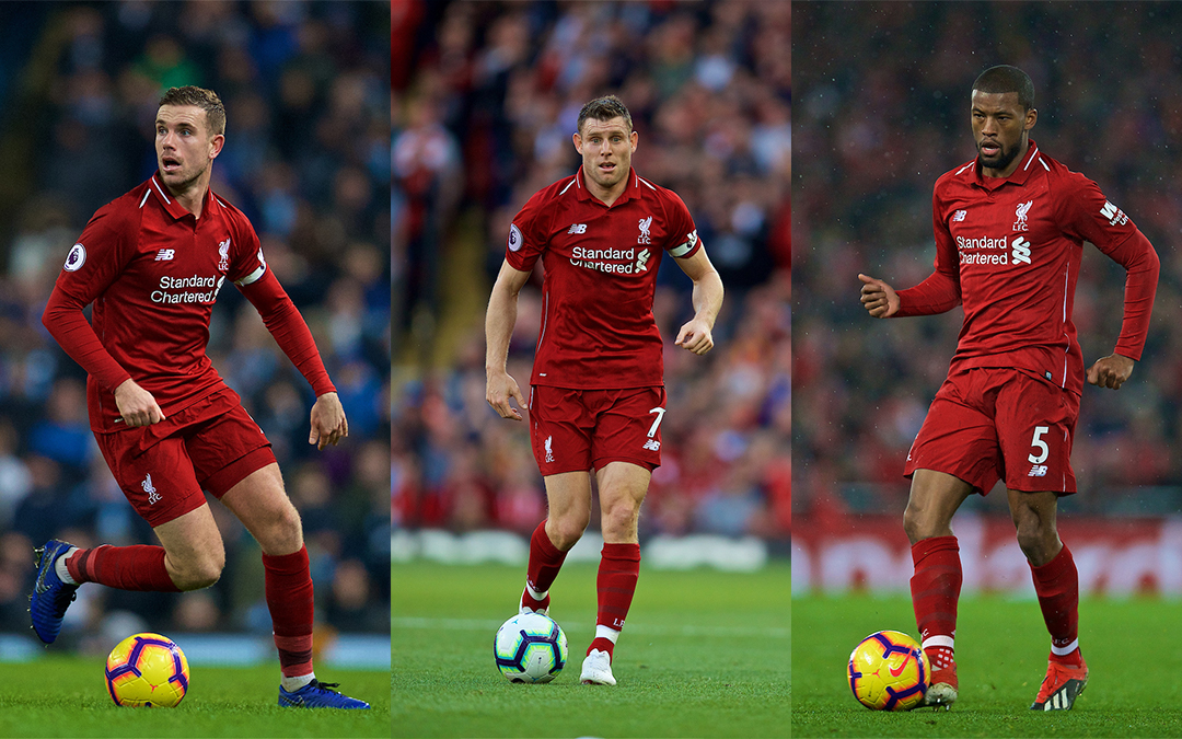 Why We Might See More Of The Henderson-Milner-Wijnaldum Midfield