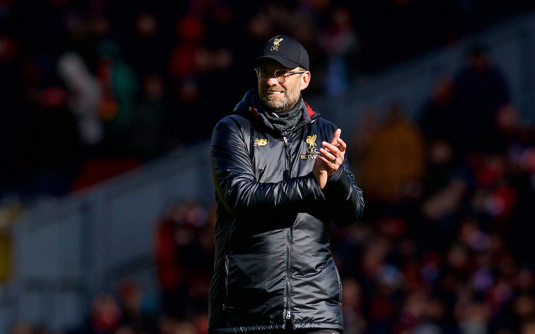How Liverpool Have Learnt Lessons In Finding Other Ways To Win