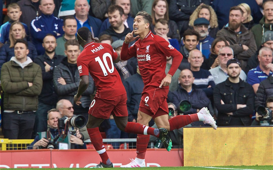 Late Hate's Great For A Liverpool Side Learning To Live With The Best