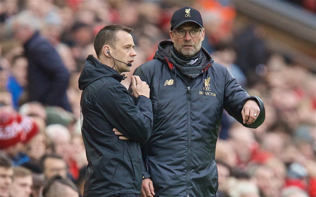 Is Liverpool's 'Luck' A Sign Of The Winning Mentality Instilled By Klopp?
