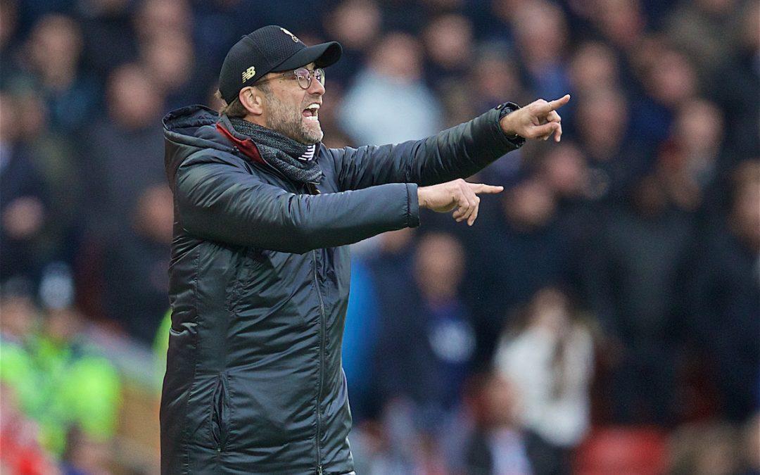 Liverpool 2 Tottenham Hotspur 1: The Review