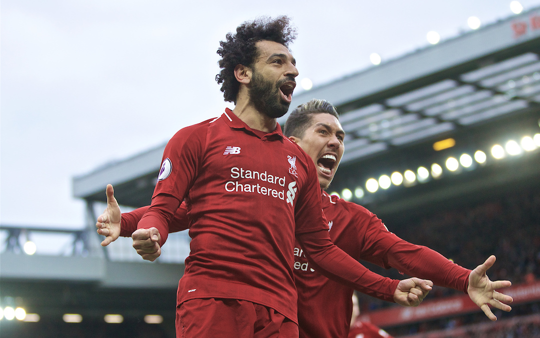 Lucky Liverpool? The Reds Have Proved They Deserve Their Place