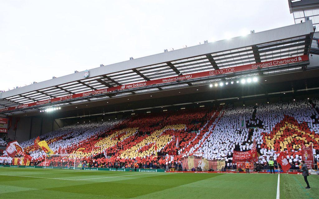 Hillsborough Mosaic at Anfield