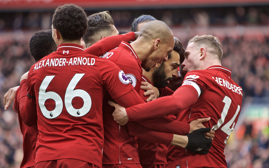 Liverpool Close The Chelsea Chapter With Another Controlled Display