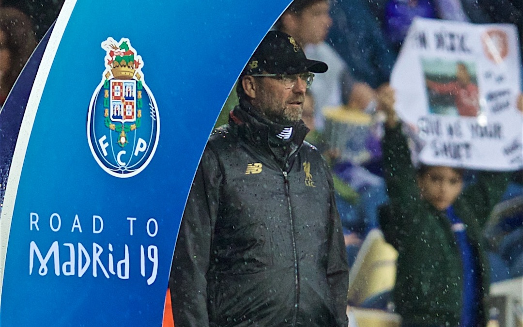 FC Porto 1 Liverpool 4: The Review