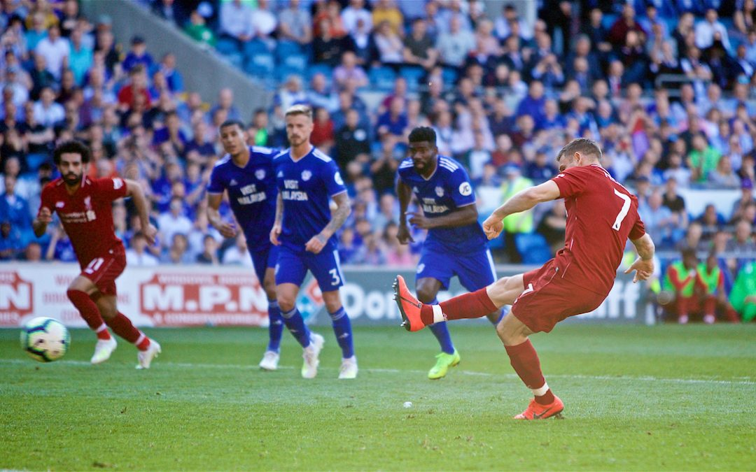 The Anfield Wrap: Liverpool See Off Bluebirds To Reclaim Top Spot