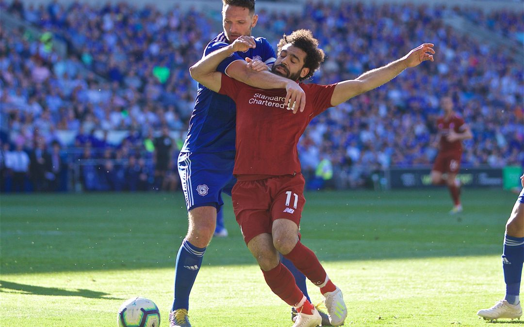 No Luck, No Cheating – Salah Is Simply Superb