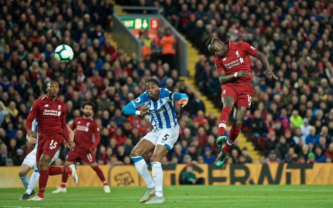 Liverpool 5 Huddersfield Town 0 – The Post-Match Show