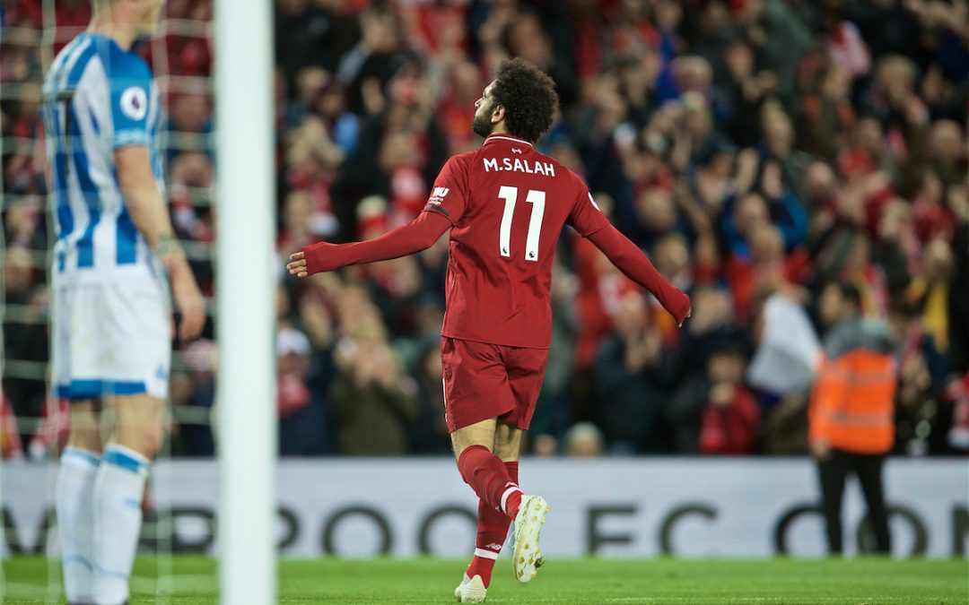 Liverpool 5 Huddersfield Town 0: The Match Review