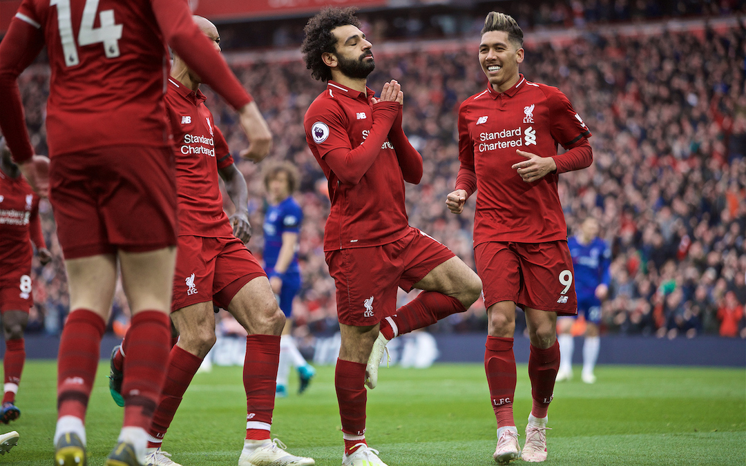 Liverpool 2 Chelsea 0: The Match Ratings